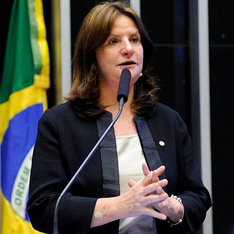 Deputada federal Carmen Zanotto
